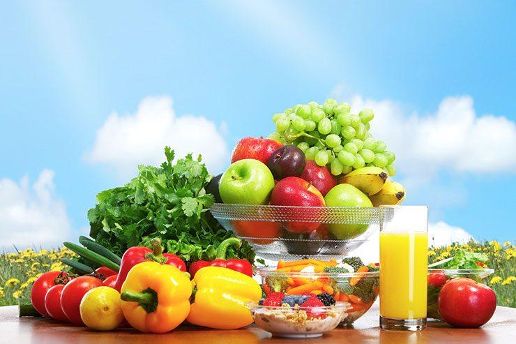 Smernice zdrave prehrane