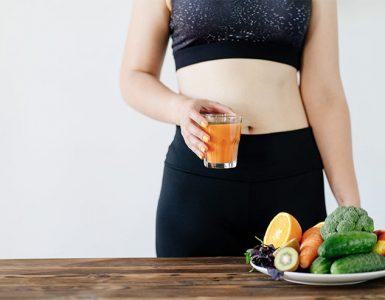 Vitamini in minerali med hujšanjem